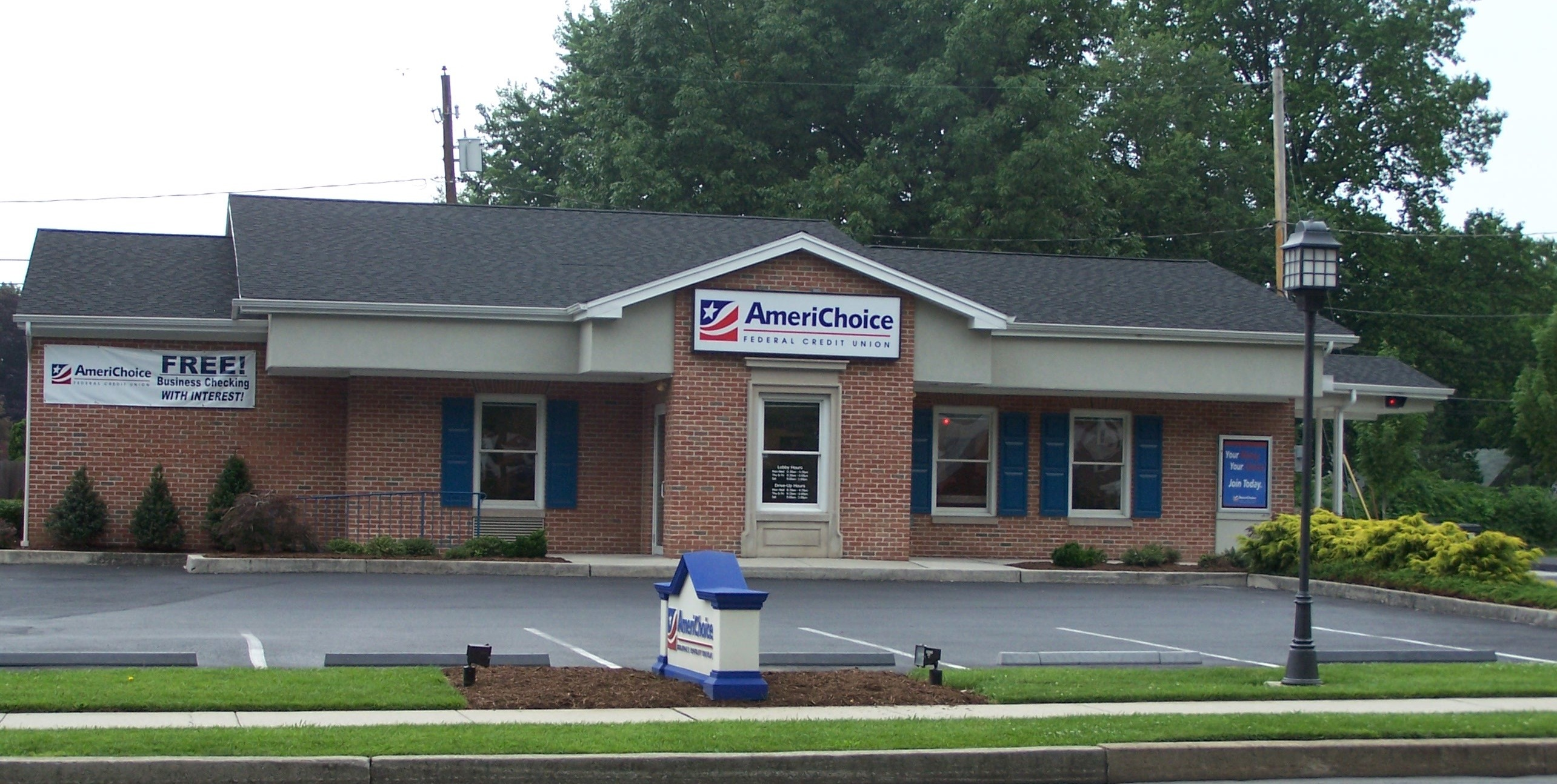 americhoice highland park office exterior
