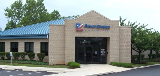 americhoice sporting green office exterior