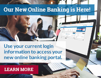 New Online Banking is Here