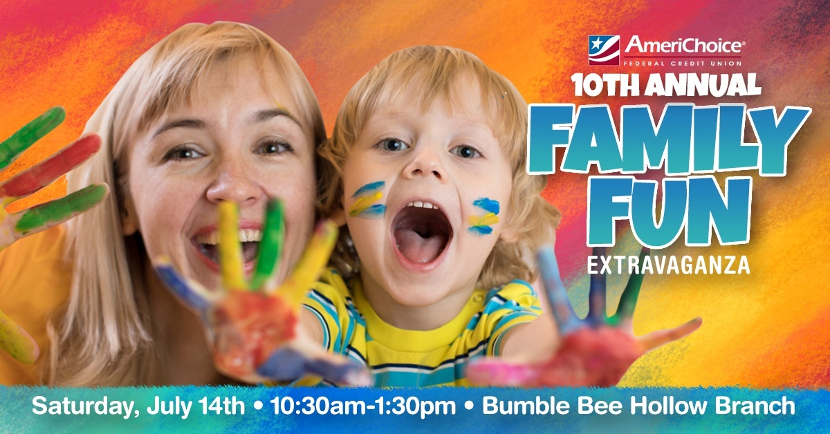 10th Annual Family Fun Extravaganza